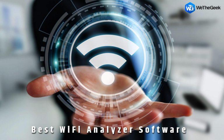 6 лучших программ-анализаторов Wi-Fi для Windows и Mac (бесплатно и платно)