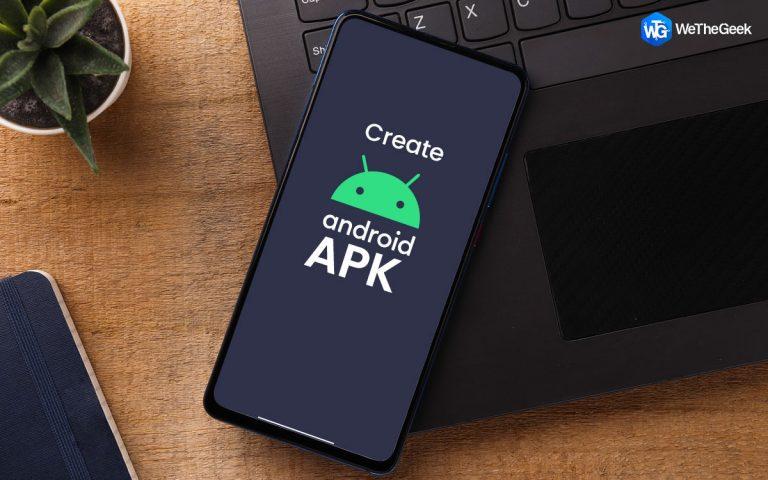 Как создать Apk из установленного приложения на Android?