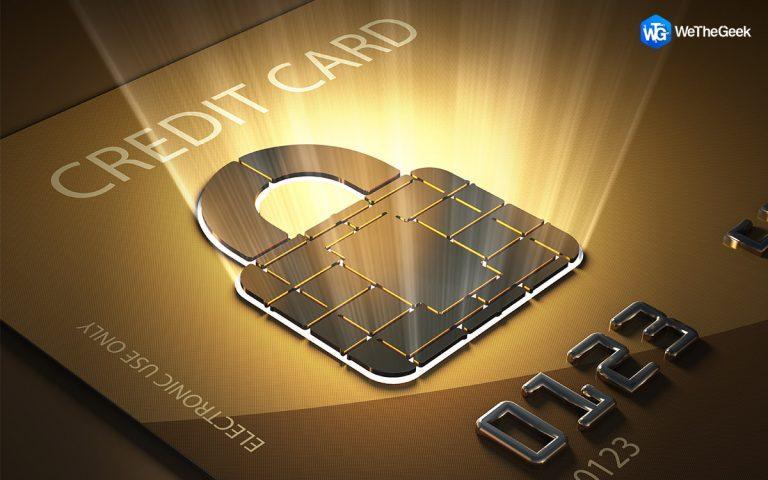 Как защитить кредитные карты от кражи личных данных