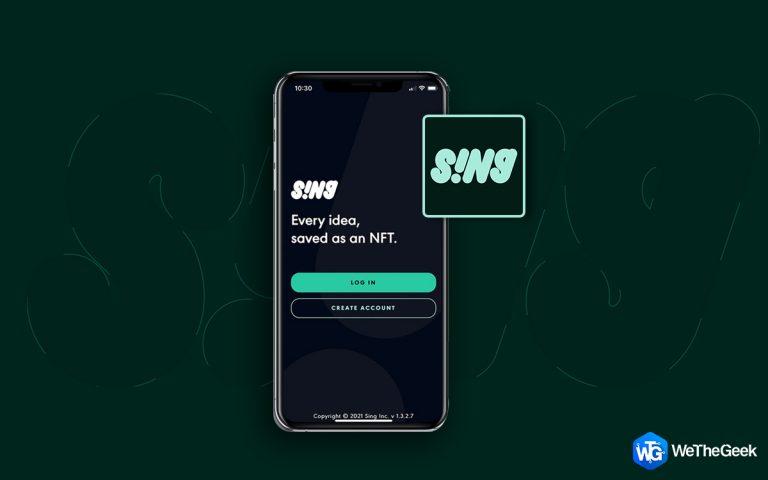 Совершенно новое приложение для iPhone (S! Ng) позволяет любому чеканить токен NFT