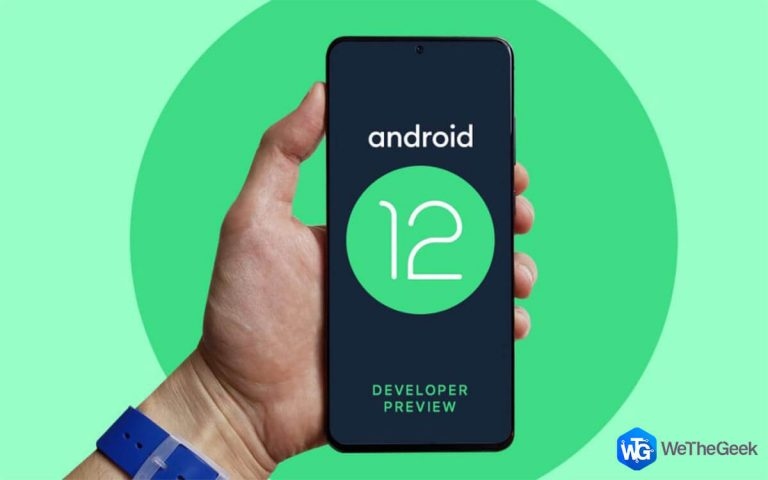 Что нового в Android 12 Developer Preview 1