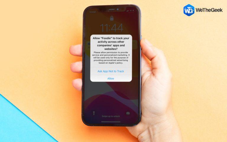 Apple выпускает рекламу для продвижения функции прозрачности отслеживания приложений в iOS 14.5