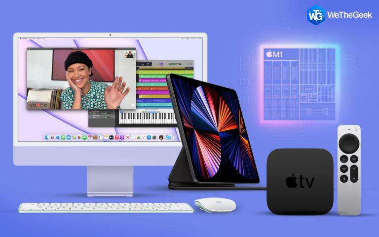 Apple представит новое оборудование и программное обеспечение в 2021 году