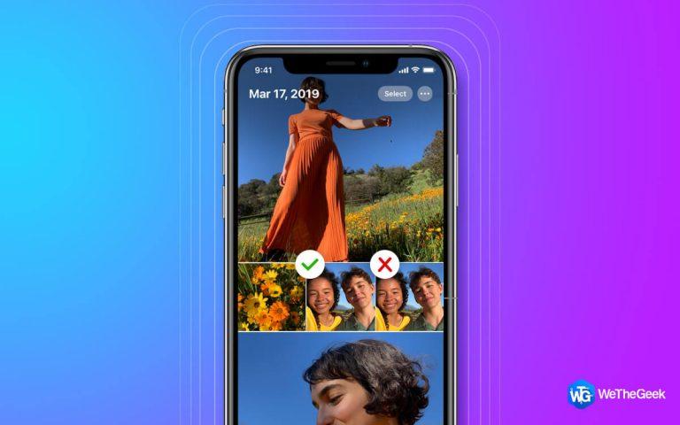 Лучшие бесплатные приложения для удаления повторяющихся и размытых селфи на iPhone (2021 г.)