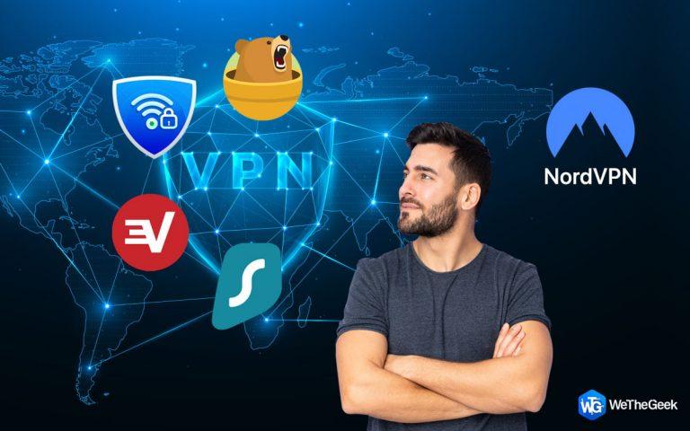 9 лучших альтернатив NordVPN, которые вы должны использовать в 2021 году