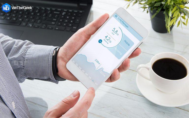Как отслеживать и сокращать использование данных на Android?