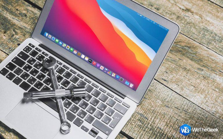 10 распространенных проблем MacBook и способы их решения