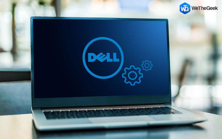 Dell наконец решает проблему с очень уязвимой прошивкой, выпустив патч