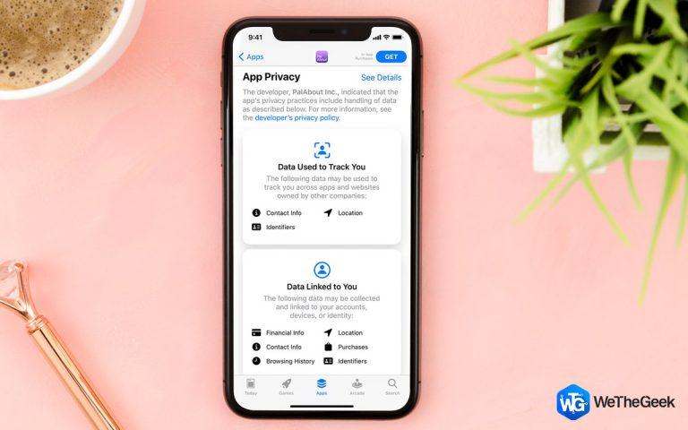 Важные изменения конфиденциальности в iOS 14.5 от Apple