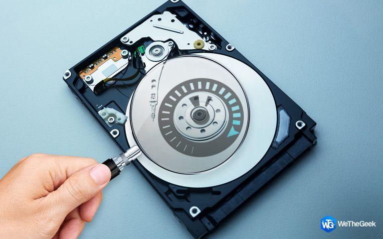 Как контролировать свои диски и определять скорость чтения / записи с помощью ускорения диска?