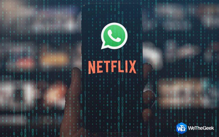 Поддельное приложение для Android использовало фирменное наименование Netflix и автоматически отправляло сообщения WhatsApp
