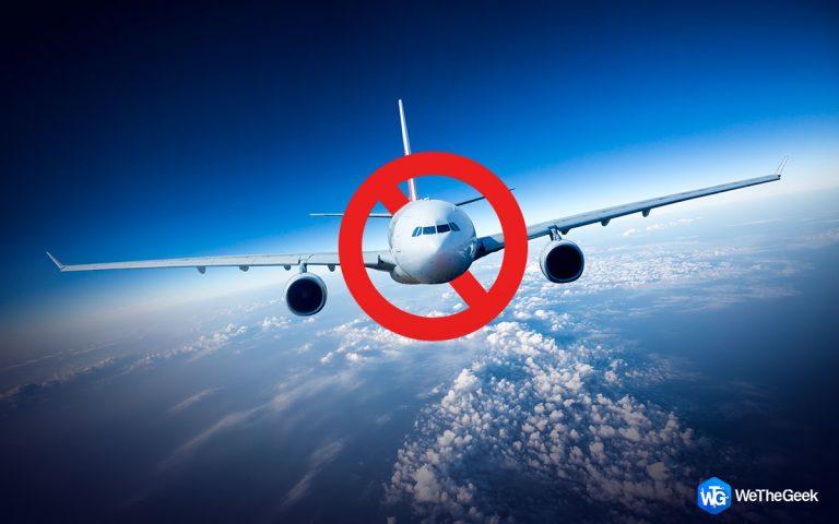 Запрещенный для полетов список с 2 миллионами записей, выставленных в Интернете