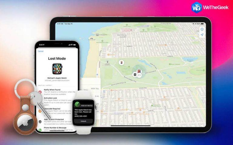 Функция Apple для поиска потерянных предметов и поиска в сети имеет серьезную уязвимость.
