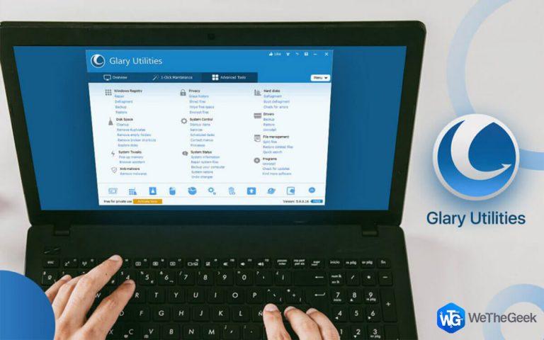 Обзор Glary Utilities 5 — инструмент для решения проблем с ПК