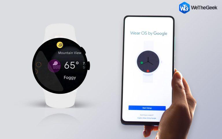 Google предлагает предварительный просмотр крупного обновления Wear OS на I / O 2021