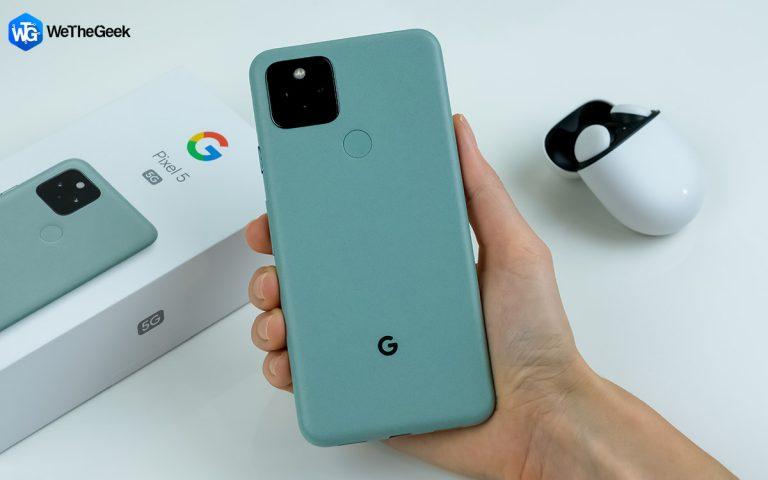 Телефоны Google Pixel получат крупное обновление в июне 2021 года с новыми захватывающими функциями