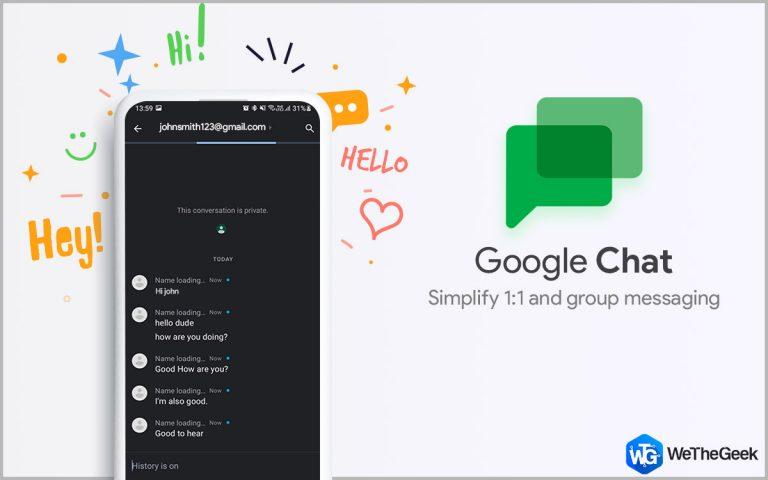 Новое приложение Google для чата — это замена Hangouts?  Вот что вам нужно знать?