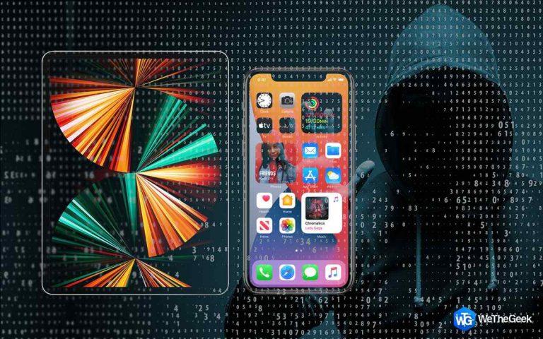 Как можно взломать iPhone и iPad?