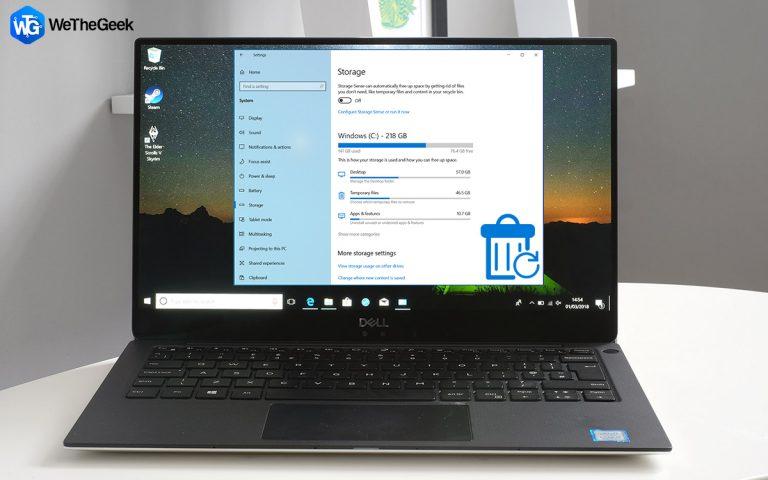 Как удалить файлы резервных копий в Windows 10 (обновлено)