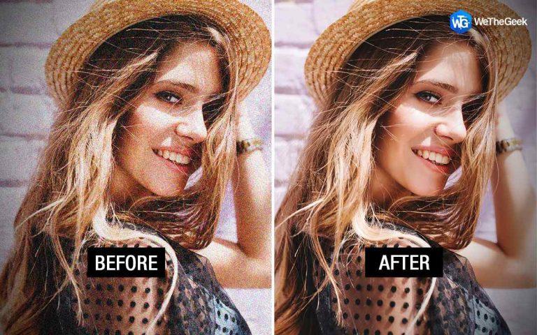 Как уменьшить шум в изображениях и сделать красивые HDR-фотографии