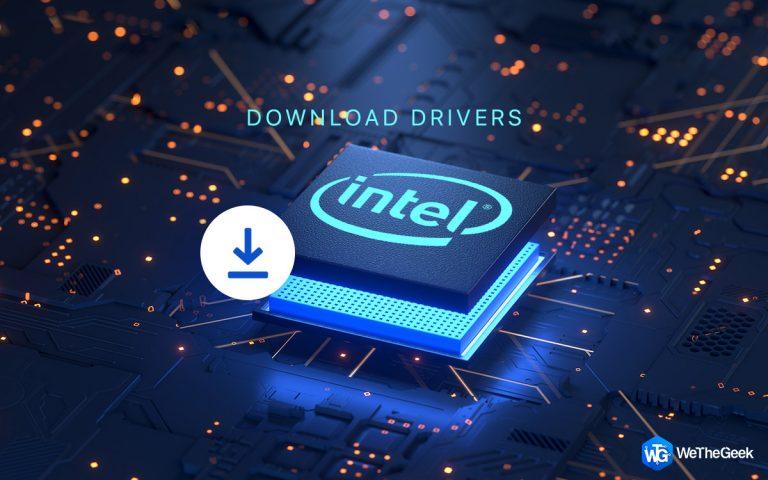Как загрузить и обновить драйвер Intel HD Graphics 4400