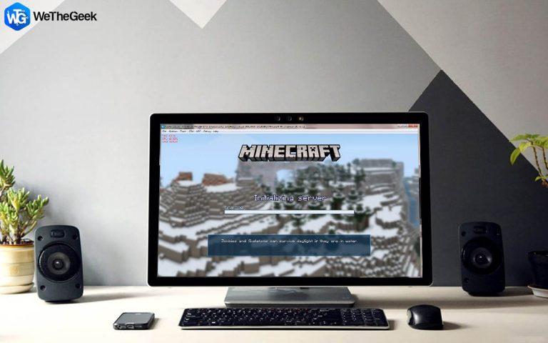 Как исправить зависание Minecraft на экране загрузки?