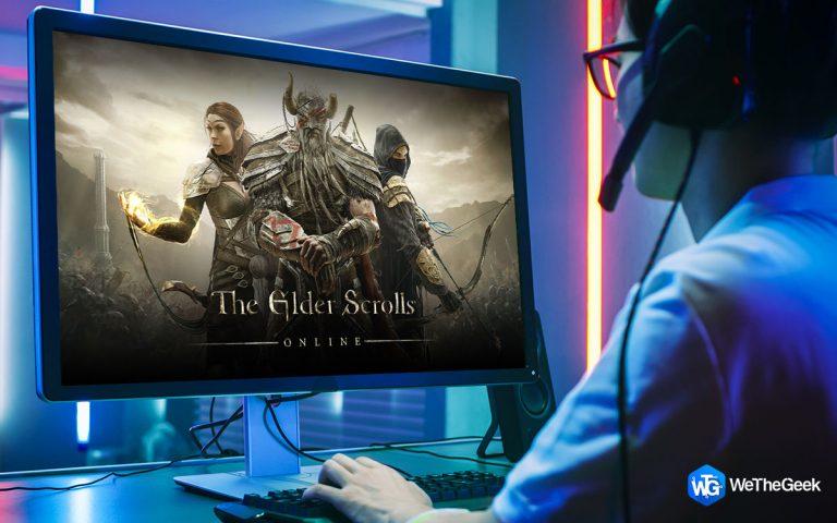Как исправить, что The Elder Scrolls Online не загружается на ПК с Windows?
