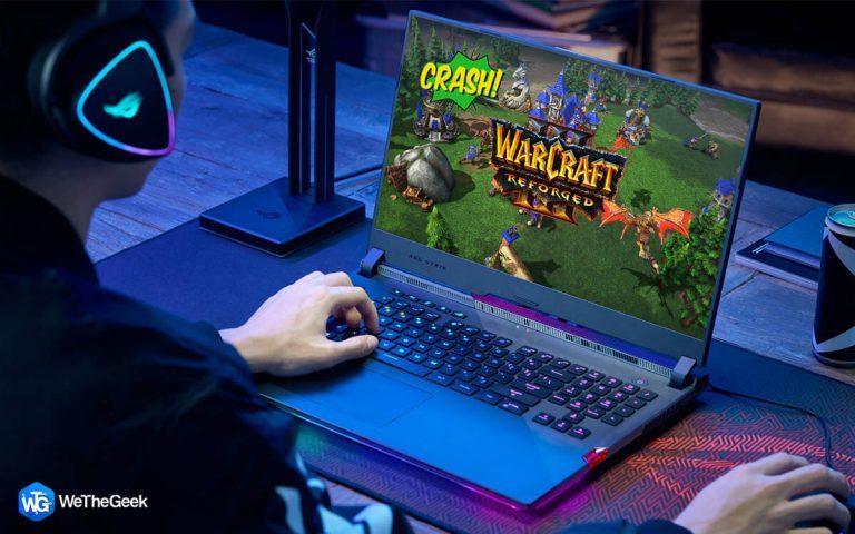 Как исправить сбой Warcraft 3 Reforged на ПК?