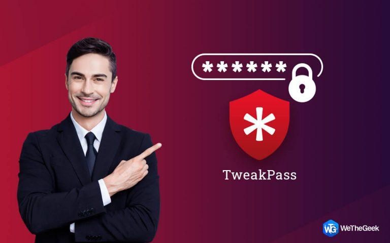 Как сгенерировать уникальные и надежные пароли с помощью TweakPass
