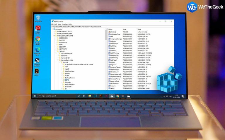 Как удалить конфиденциальную информацию и обеспечить безопасность реестра Windows?