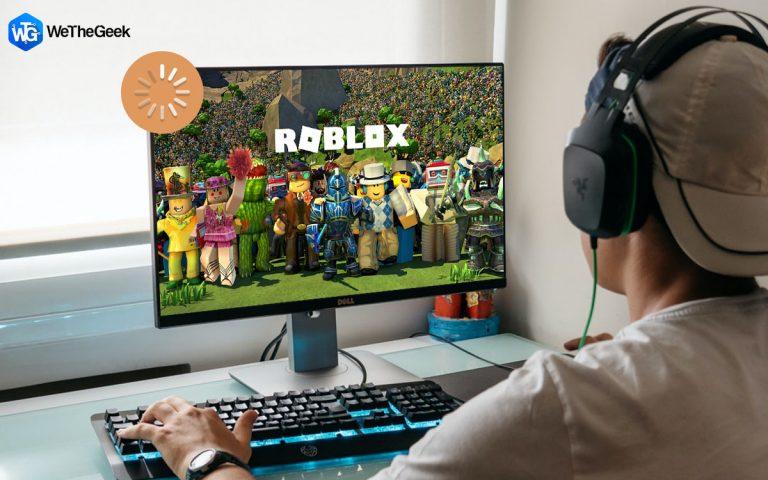 Как решить зависание Roblox на экране загрузки
