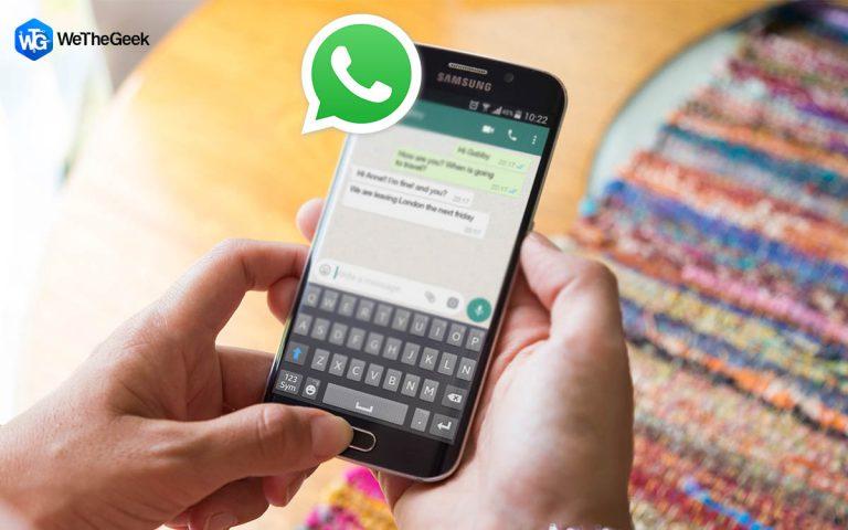 Как начать разговор в WhatsApp со случайным числом?