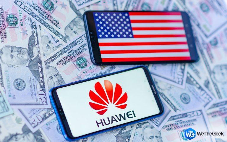 Huawei запускает программные проекты, такие как Google, поскольку санкции США ограничивают ее бизнес в области оборудования