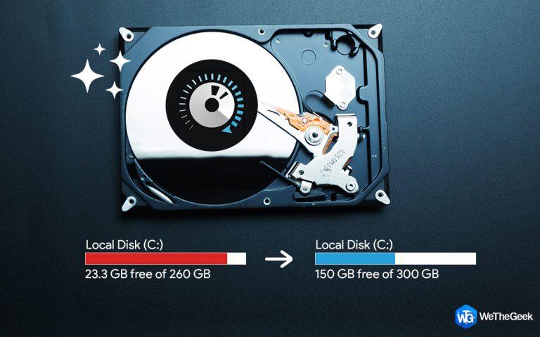 Как освободить место на вашем компьютере с помощью увеличения скорости диска?