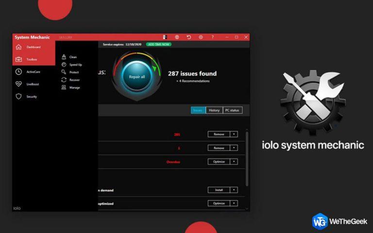 Обзор механики системы iolo: это хорошо?  (2021 год)