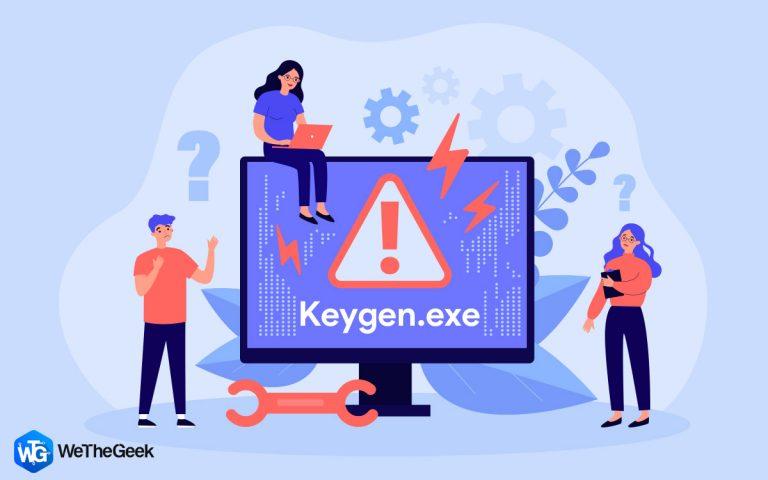 Лучшие способы удалить Keygen.exe