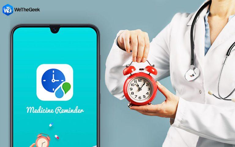 Как записаться на прием к врачу с помощью приложения для напоминаний о лекарствах
