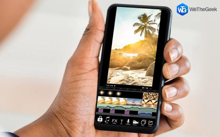 7 лучших мобильных приложений для редактирования видео для Android, iPhone и iPad 2021 года