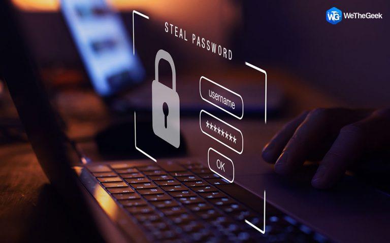 MosaicLoader Malware как это крадет пароли пользователей Windows