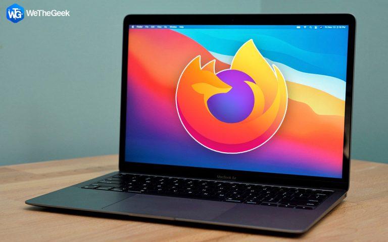 Перенос Firefox на Apple Silicon: все, что нужно знать