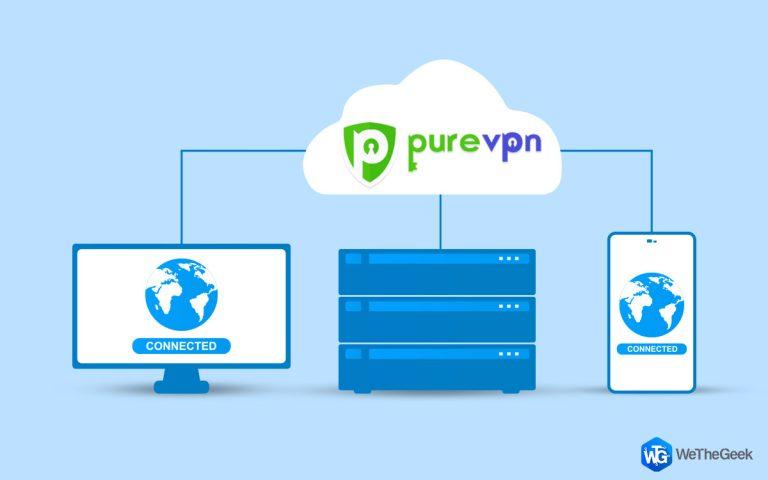 Обзор PureVPN 2021 г. |  Проверено, рассмотрено и лучшие предложения