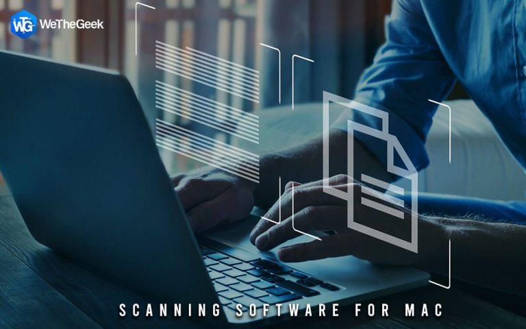10 лучших бесплатных программ для сканирования для Mac в 2021 году