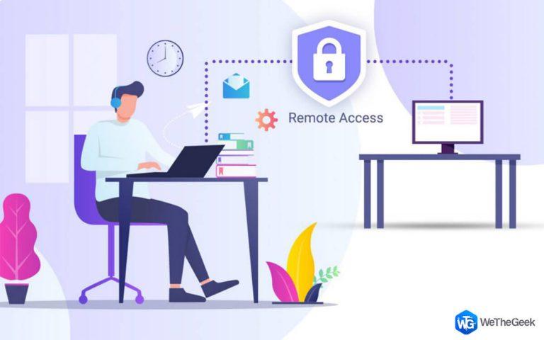 Как защитить вашу сеть с помощью эффективного доступа к удаленному рабочему столу
