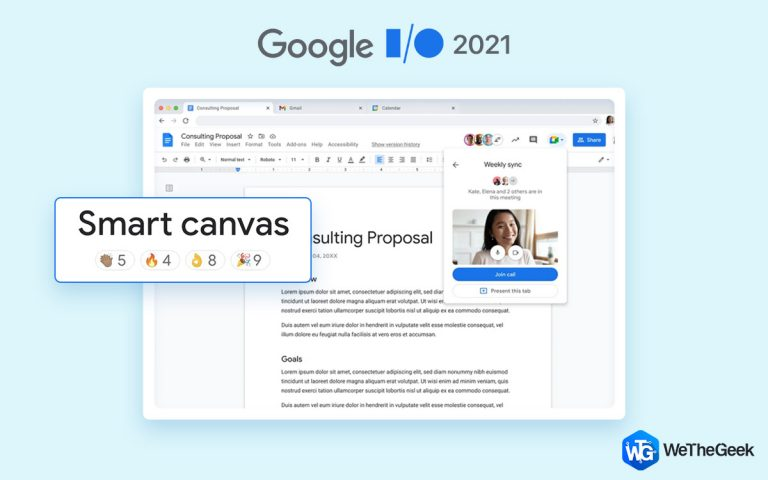 Smart Canvas наконец-то дает Google преимущество над Microsoft Office