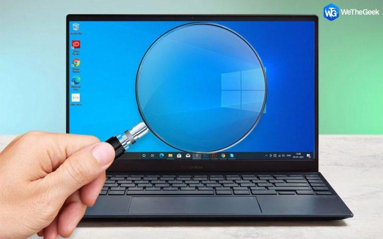 Что внутри моего ПК?  Speccy предоставляет подробную системную информацию о ПК с Windows 10