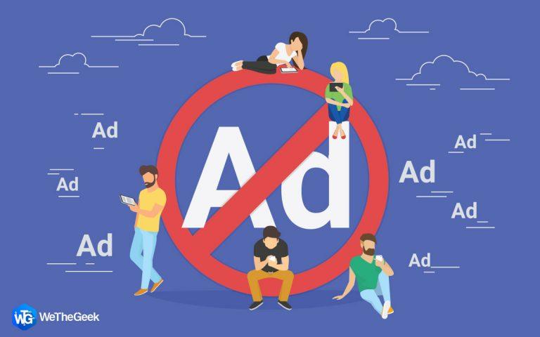 Как остановить персонализированную рекламу в Google и Youtube