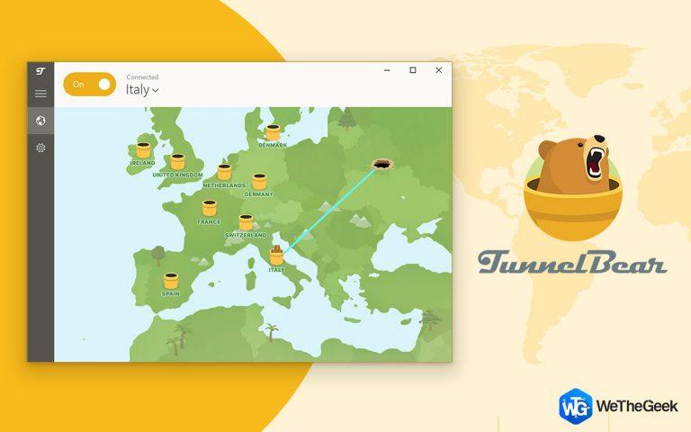 Обзор TunnelBear VPN 2021: это доступно, но хорошо и безопасно?