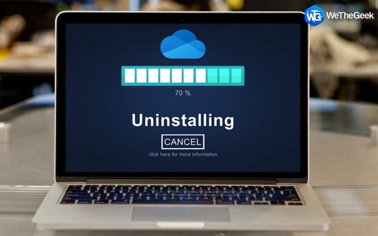 Как удалить OneDrive на Mac (обновление 2021 г.)
