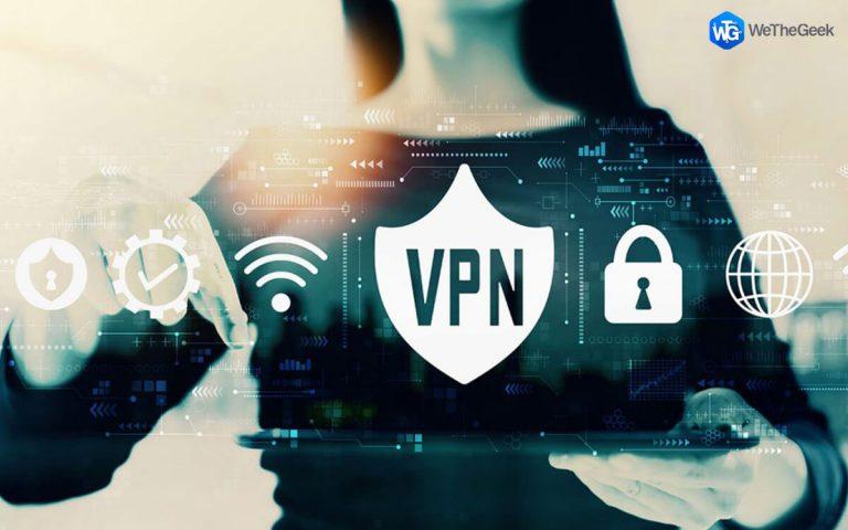 Как исправить сообщение об ошибке с ошибкой аутентификации VPN