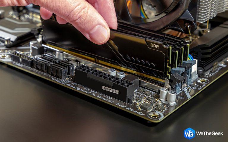 Как очистить память и увеличить оперативную память в Windows
